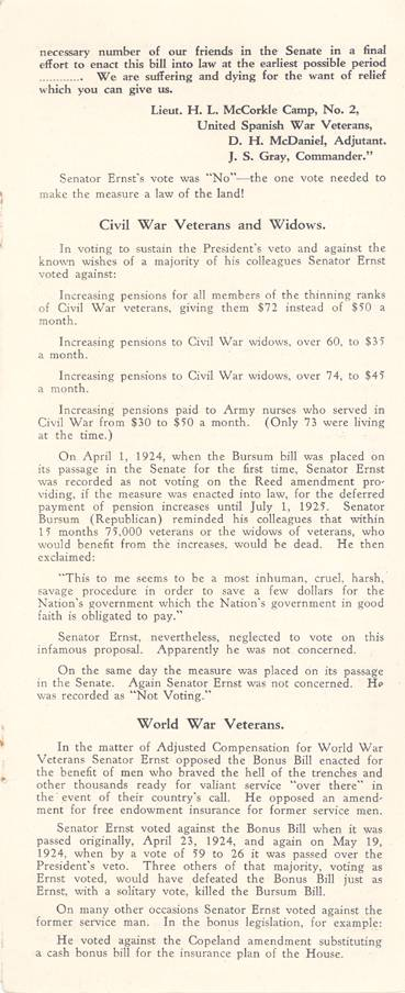 pamphlet page six