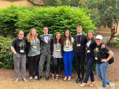 7 Learning Lab Interns Bound for Global Undergrad Research Conference