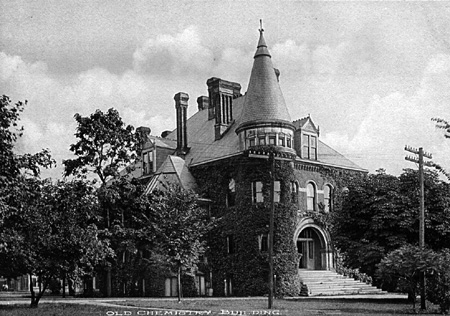 Photo of the old 