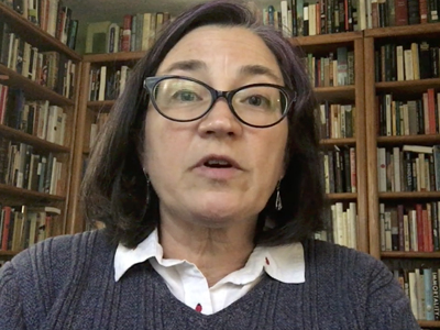 UK Librarian in VOTE 2020 Video