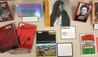 Art books on Mexico