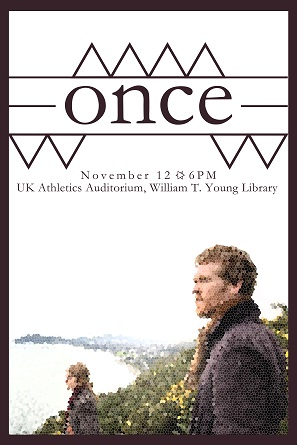 Poster for Once  by Zach Lamb