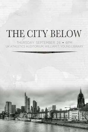 Poster for The City Below by Zach Lamb